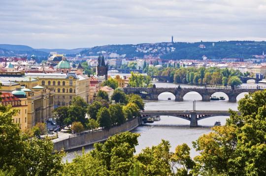 Prag: Skyline