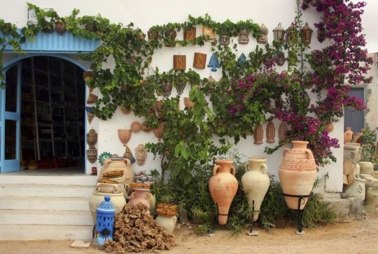 Djerba: Töpferei