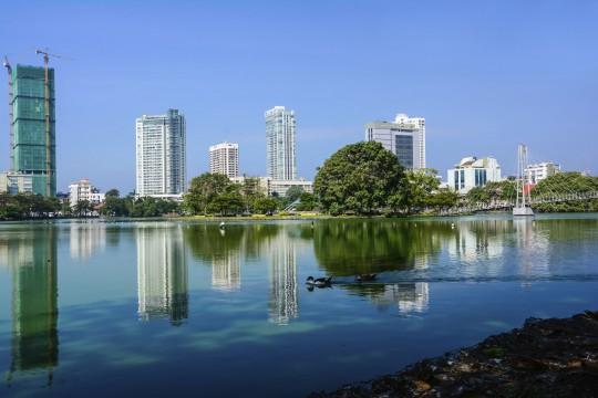 Sri Lanka: Colombo