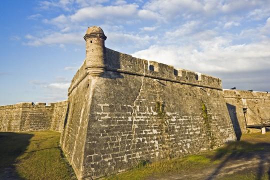 Florida: Castillo de San Marcos