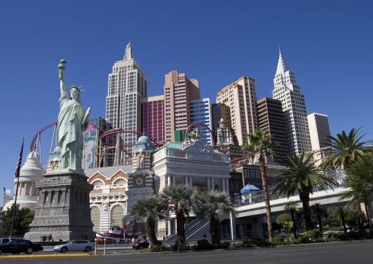 Las Vegas: New York
