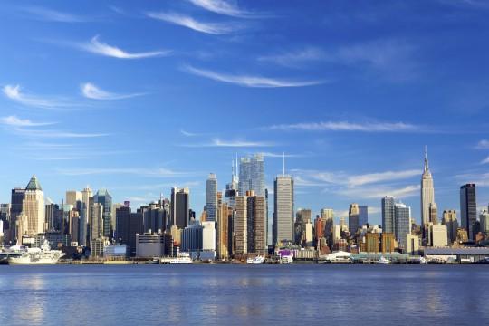 New York: Skyline