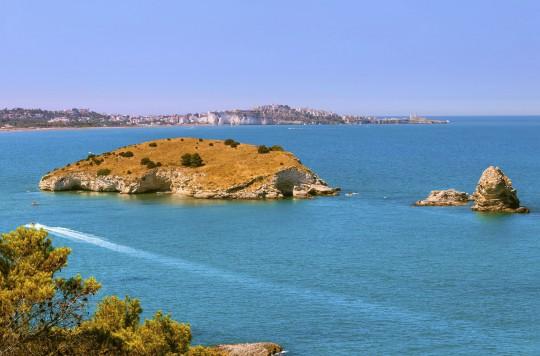 Apulien: Küste Gargano