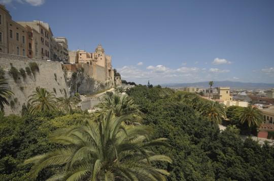 Sardinien: Castello