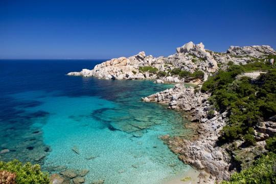 Sardinien: Capo Testa