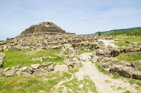 Sardinien: Su Nuraxi di Barumini