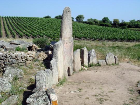 Sardinien: Coddu Vecchiu