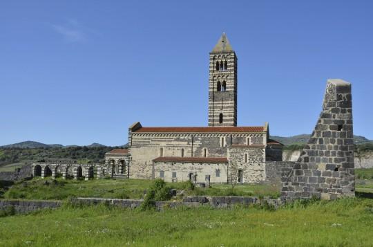 Sardinien: Saccargia Kirche