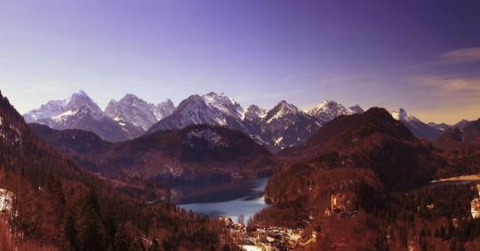 Allgäu: Bayerische Alpen