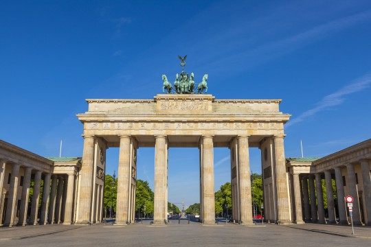 Berlin: Brandenburger Tor