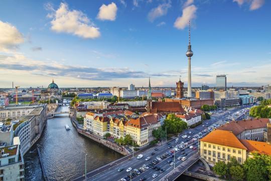 Berlin: Skyline