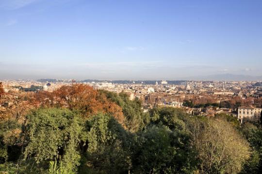 Rom: Monte Pincio