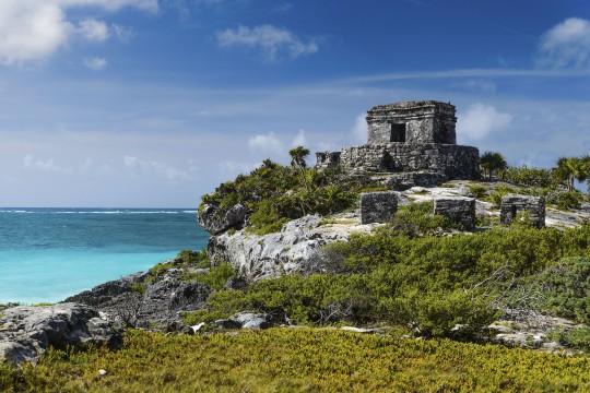Yucatán: Tulum Ruinen