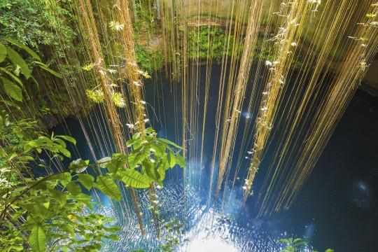 Yucatán: Ik-Kil Cenote