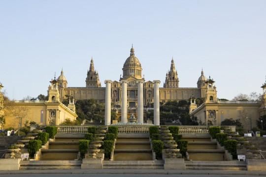Barcelona: Museu d'Art Nacional de Catalunya