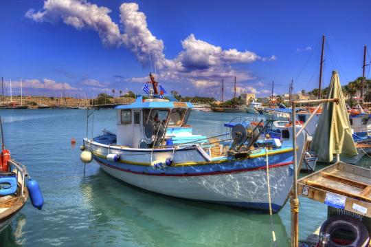 Kos: Porto Isola
