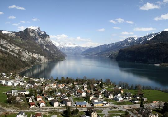 Ostschweiz: Walensee