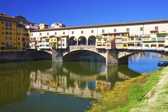 Toskana & Umbrien: Ponte Vecchio