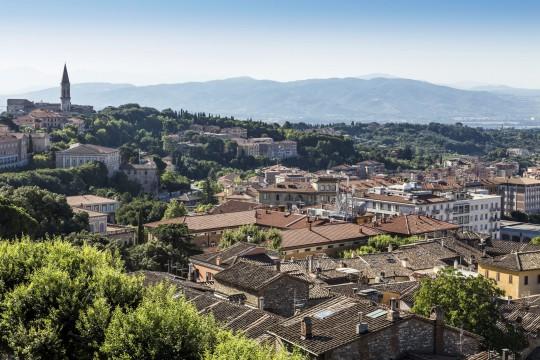 Toskana & Umbrien: Perugia