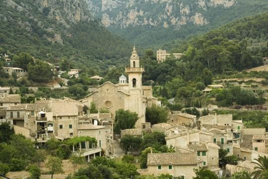 Mallorca: Pueblo Tipico