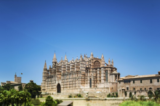 Mallorca: Santa Maria Kathedrale Palma