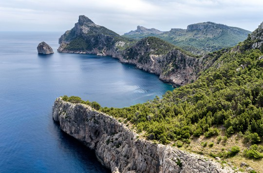 Mallorca: Cape Formentor