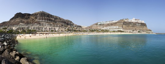Gran Canaria: Strand Amadores