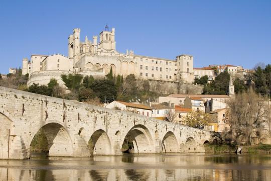 Languedoc-Roussillon: Die Kathedrale von Béziers