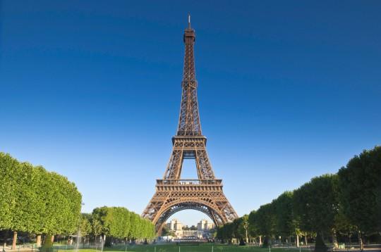Paris: Eiffelturm
