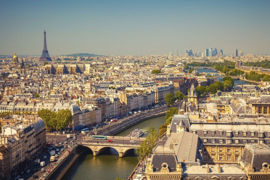 Paris: Skyline