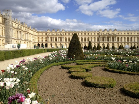 Paris: Gardens of Versailles